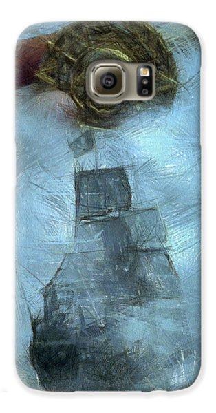 Unnatural Fog Galaxy S6 Case by Benjamin Dean