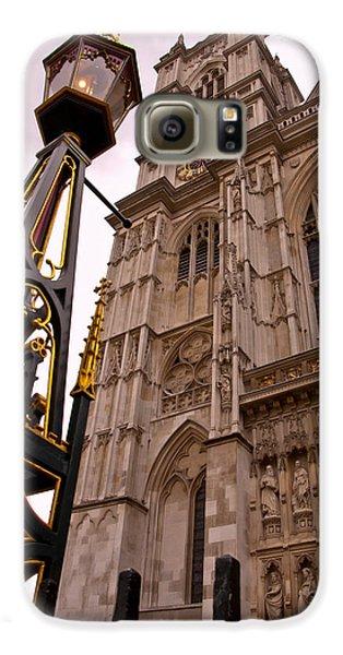 Westminster Abbey London England Galaxy S6 Case by Jon Berghoff