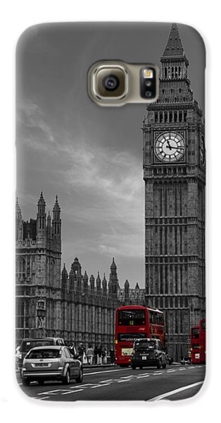 Westminster Bridge Galaxy S6 Case by Martin Newman