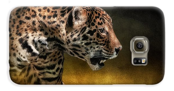 Who Goes There Galaxy S6 Case by Lois Bryan