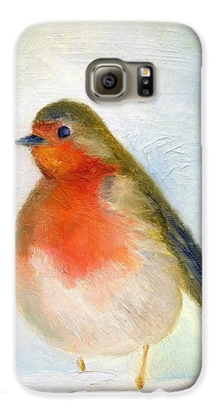 Wintry Galaxy S6 Case by Nancy Moniz