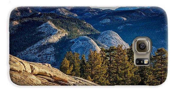 Yosemite Morning Galaxy S6 Case by Rick Berk