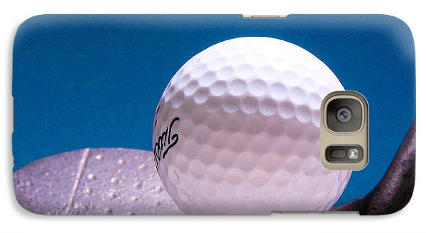 Golf Galaxy S7 Case by David and Carol Kelly