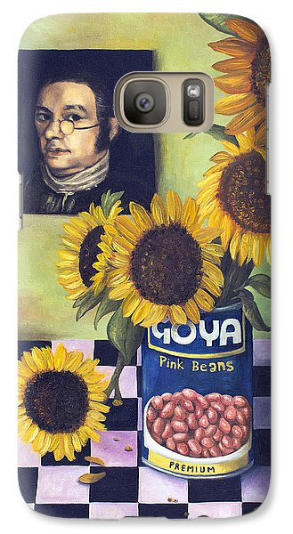Goyas Galaxy Case by Leah Saulnier The Painting Maniac