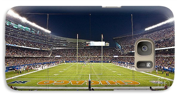0587 Soldier Field Chicago Galaxy Case by Steve Sturgill