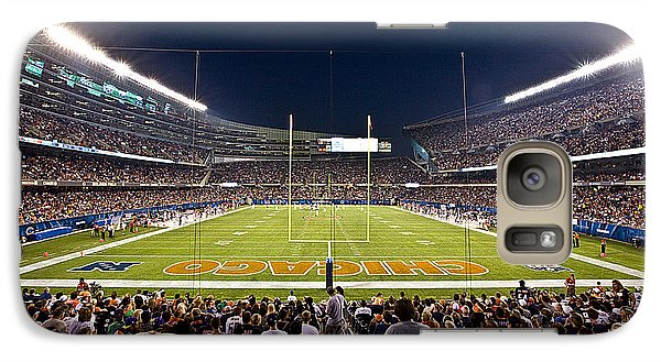 0588 Soldier Field Chicago Galaxy Case by Steve Sturgill