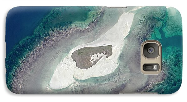 Adele Island Galaxy S7 Case by Nasa