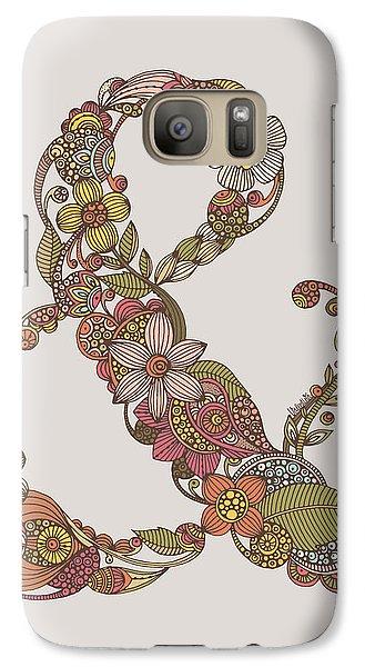 Ampersand Galaxy S7 Case by Valentina