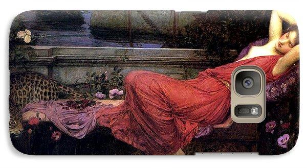 Ariadne Galaxy S7 Case by John William Waterhouse