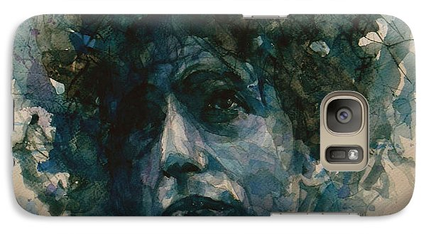 Bob Dylan Galaxy S7 Case by Paul Lovering