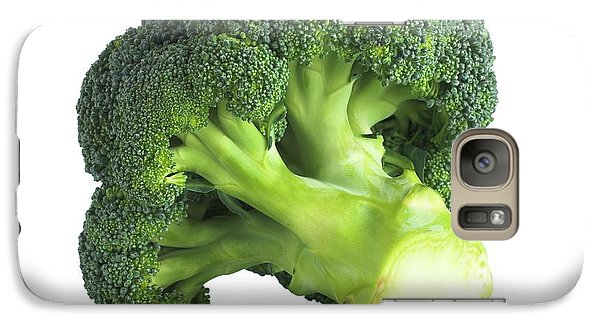 Broccoli Galaxy Case by Science Photo Library