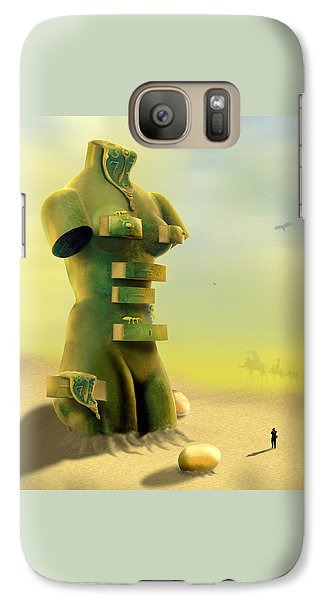 Drawers Galaxy S7 Case by Mike McGlothlen