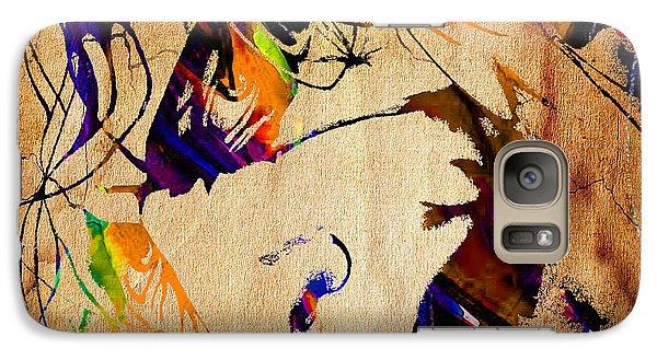 Heath Ledger The Joker Collection Galaxy Case by Marvin Blaine