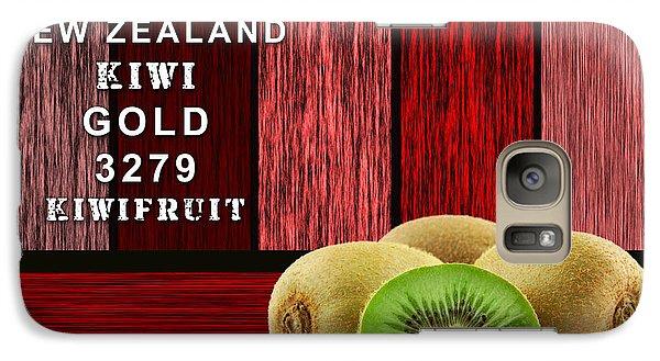 Kiwi Farm Galaxy Case by Marvin Blaine