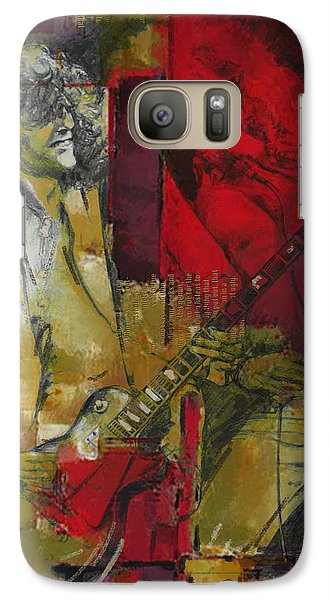 Led Zeppelin  Galaxy Case by Corporate Art Task Force