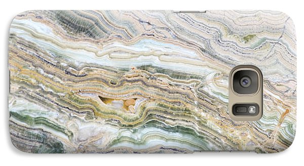 Marble Texture Galaxy Case by Maurizio Biso