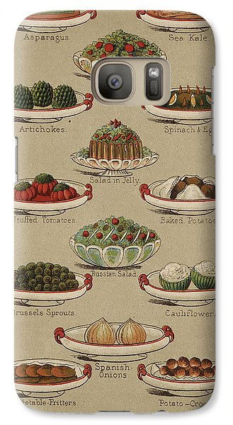 Mrs. Beeton's Family Cookery And Housekee Galaxy Case by British Library