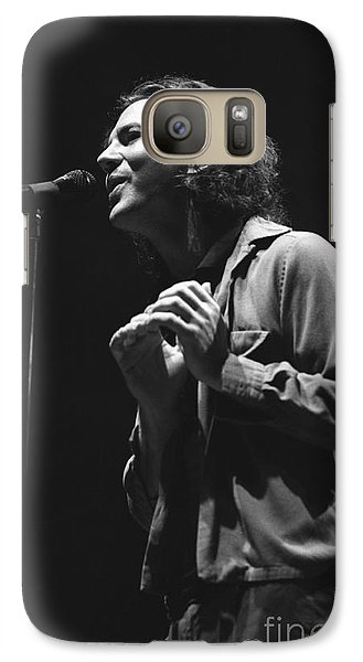 Pearl Jam Galaxy Case by Concert Photos