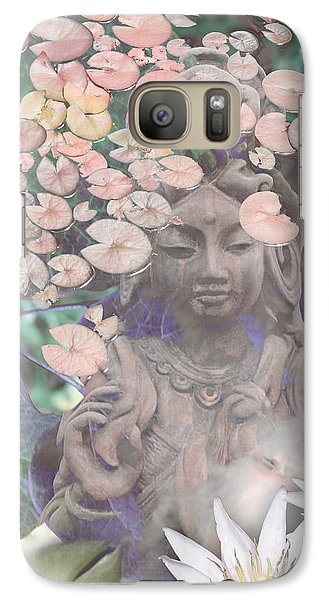 Reflections Galaxy Case by Christopher Beikmann