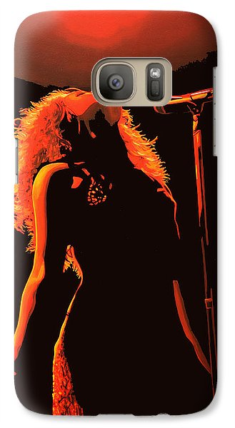 Shakira Galaxy Case by Paul Meijering