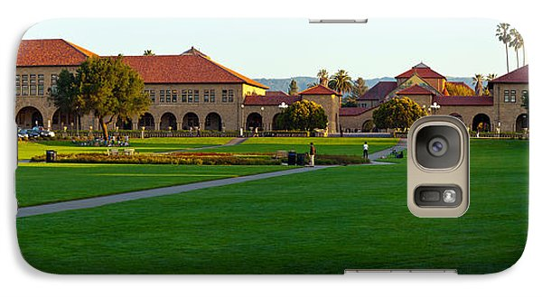 Stanford University Campus, Palo Alto Galaxy S7 Case by Panoramic Images