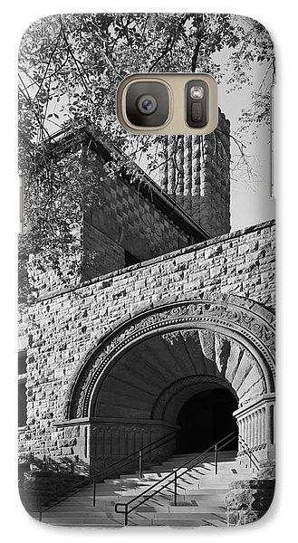 University Of Minnesota Pillsbury Hall Galaxy Case by University Icons