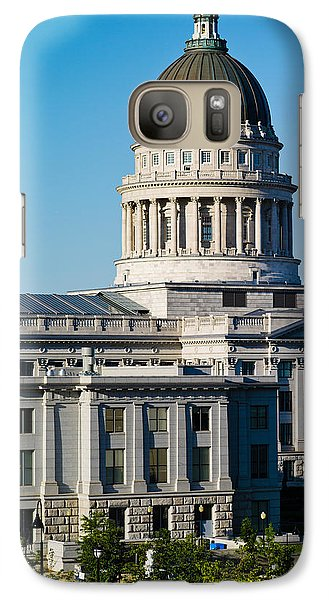 Utah State Capitol Building, Salt Lake Galaxy Case by Panoramic Images