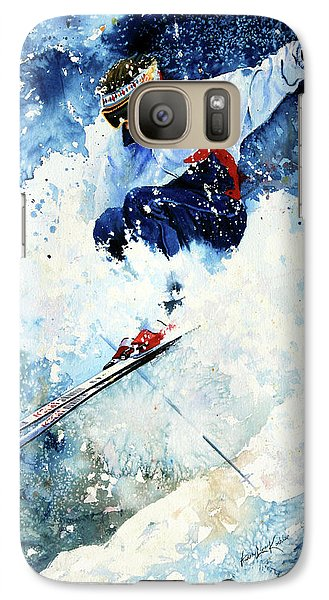 White Magic Galaxy S7 Case by Hanne Lore Koehler