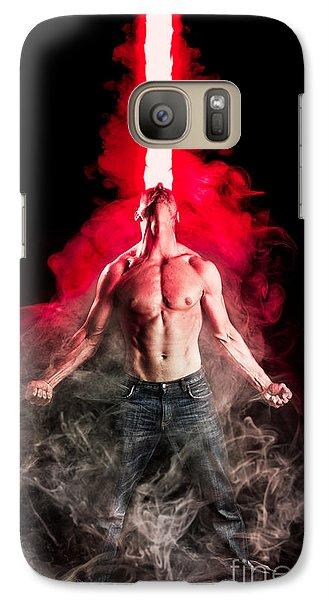 X-men Cyclops  Galaxy S7 Case by Jt PhotoDesign