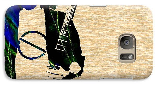 Eddie Van Halen Collection Galaxy Case by Marvin Blaine