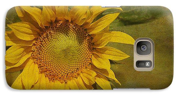 Sunflower Galaxy Case by Cindi Ressler