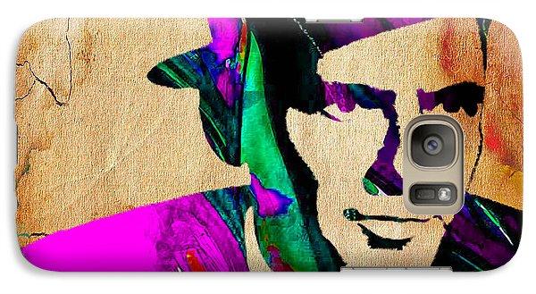 Frank Sinatra Galaxy Case by Marvin Blaine