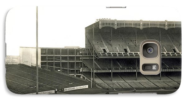 1923 Yankee Stadium Galaxy S7 Case by Underwood Archives