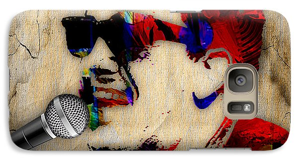 Billy Joel Collection Galaxy Case by Marvin Blaine
