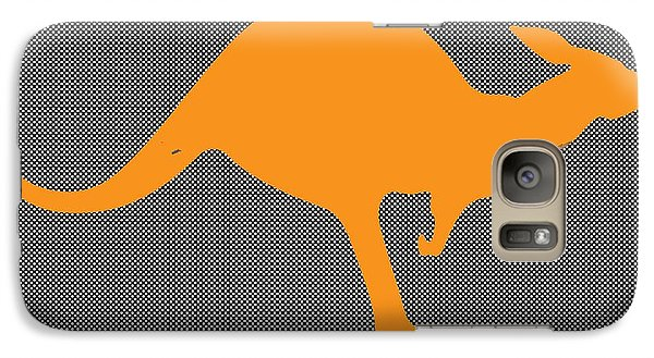 Kangaroo Galaxy Case by Manik