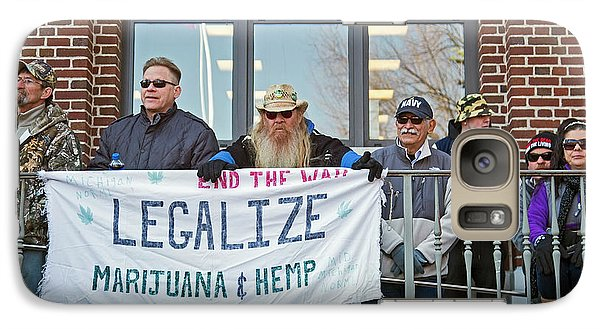 Legalisation Of Marijuana Rally Galaxy Case by Jim West