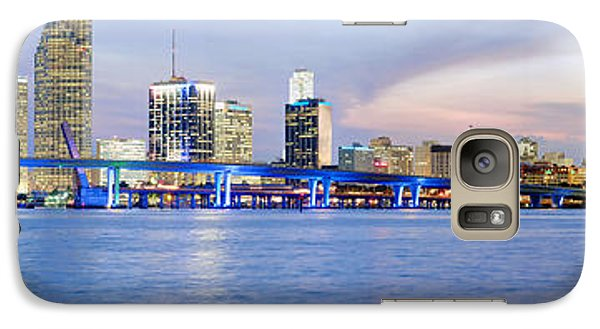 Miami 2004 Galaxy S7 Case by Patrick M Lynch