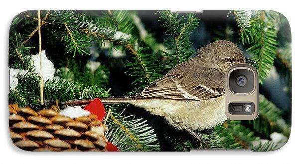 Northern Mockingbird (mimus Polyglottos Galaxy Case by Richard and Susan Day