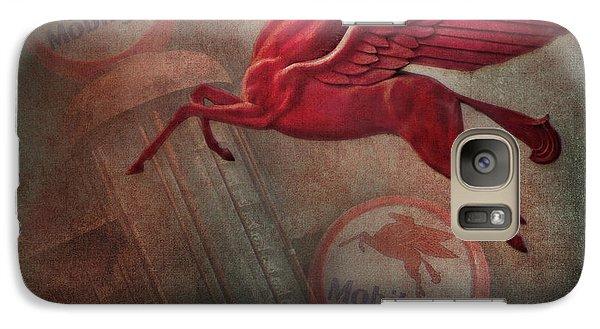 Pegasus Galaxy S7 Case by David and Carol Kelly