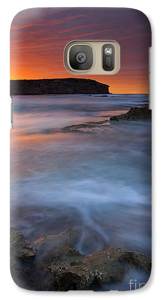 Pennington Dawn Galaxy Case by Mike  Dawson