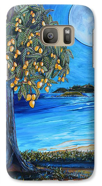The Mango Tree Galaxy S7 Case by Patti Schermerhorn