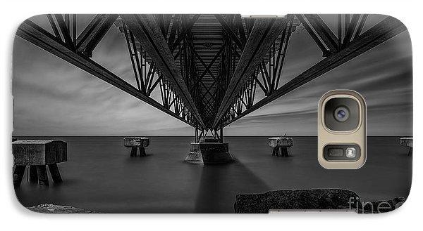 Under The Pier Galaxy Case by James Dean