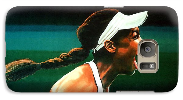 Venus Williams Galaxy S7 Case by Paul Meijering