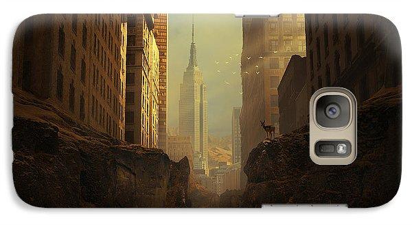 2146 Galaxy S7 Case by Michal Karcz