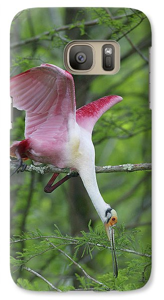 Usa, Louisiana, Lake Martin Galaxy S7 Case by Jaynes Gallery