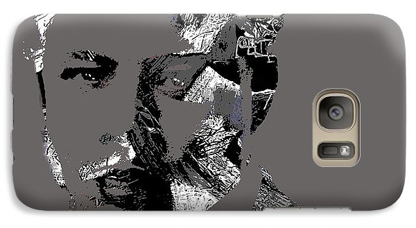 Terrence Howard Collection Galaxy Case by Marvin Blaine