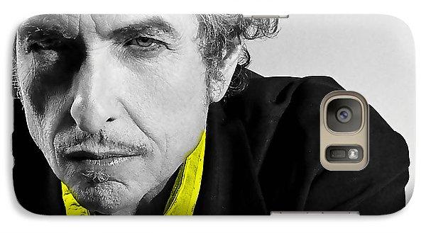 Bob Dylan Galaxy Case by Marvin Blaine