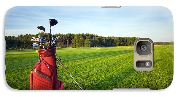 Golf Gear Galaxy S7 Case by Michal Bednarek