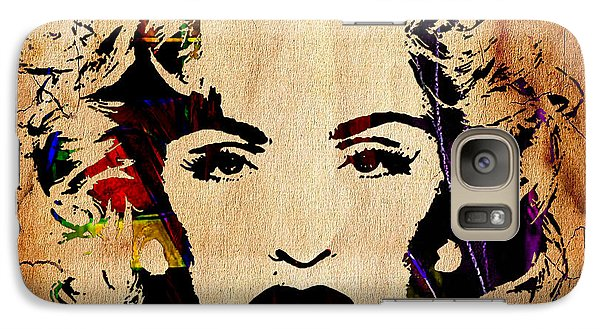Madonna Collection Galaxy Case by Marvin Blaine