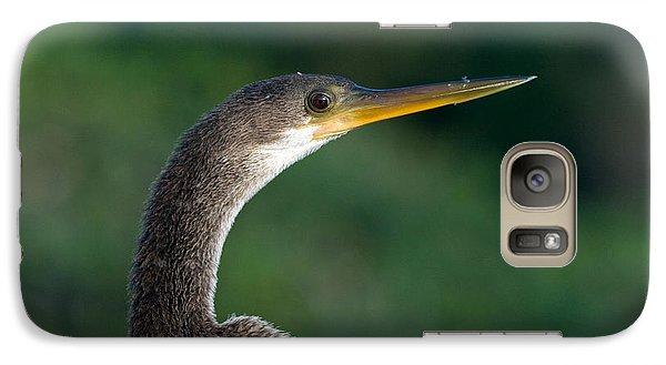 Anhinga Galaxy S7 Case by Mark Newman